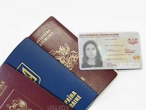 ID-карта — новый удостоверяющий личность документ в Латвии