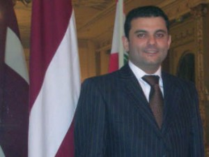 Хосам Абу Мери - интервью на тему иммиграции