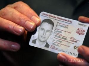 Удостоверение личности — электронная идентификационная карта (eID, ID-карта) в Латвии