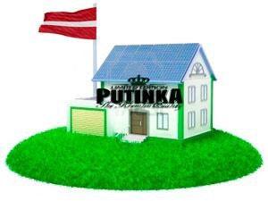 Putinka - Путинка поселок сети экодеревень в Латвии