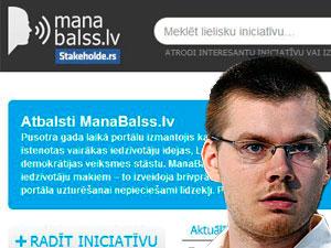 Янис Иесалниекс на сайте manabalss.lv начал сбор подписей, чтобы запретить выдачу вида на жительство в Латвии через покупку недвижимости.