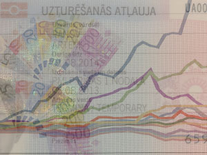 Попасть Латвии в Еврозону, поспособствоали инвесторы